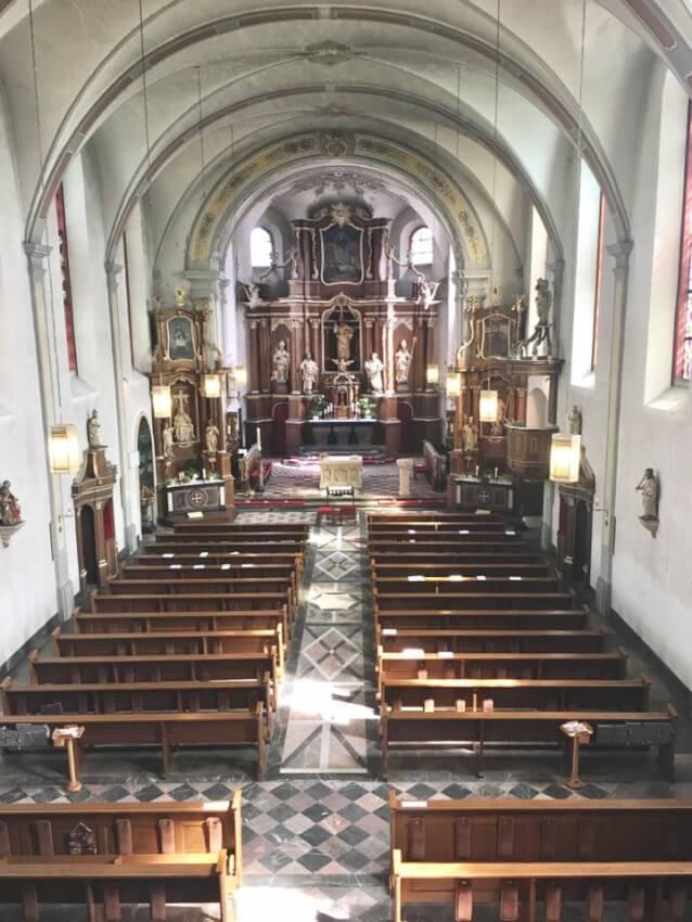Kirche oder Kapelle als Location einer Hochzeit