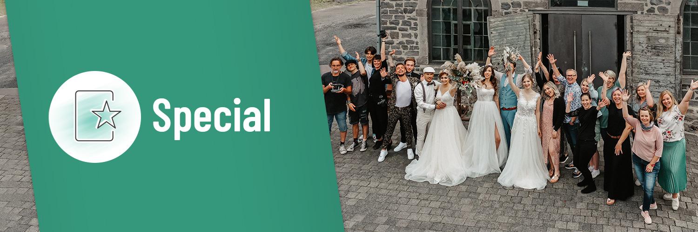 ZWAYT Special Hochzeitsmesse Titelbild