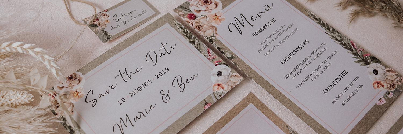 Melara Weddings Blog Papeterie
